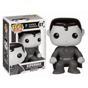 Funko POP! Heroes - Black and White Series: Superman - Vinyl Figure 10cm