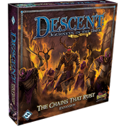FFG - Descent 2nd Ed: The Chains That Rust Expansion - EN