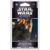 FFG - Star Wars LCG: Meditation and Mastery Force Pack - EN