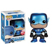 Funko POP! DC Comics - Blue Lantern The Flash Metallic Version Vinyl Figure 10cm limited