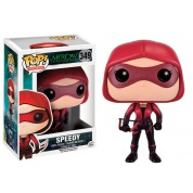 Funko! POP! Television DC Comics - Arrow Speedy with Bow Vinyl Figure 10cm