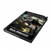 Deadzone 2nd Edition - Hardback Rulebook - EN