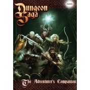 Dungeon Saga: The Adventurer's Companion - EN
