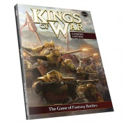Kings of War 2nd Edition - Softback Rulebook - EN