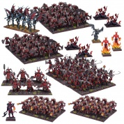 Kings of War - Forces of the Abyss Mega Force - EN