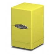 UP - Deck Box - Satin Tower - Bright Yellow