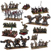 Kings of War - Abyssal Dwarf Mega Force - EN