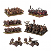 Kings of War - Dwarf Starter Force - EN