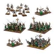 Kings of War - Elf Starter Force - EN