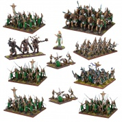 Kings of War - Elf Mega Force - EN