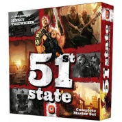 51st State: Master Set - EN (Slightly damaged box)