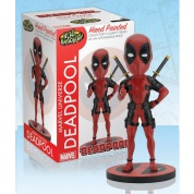 Marvel Universe - Deadpool Classic Red-Black Headknocker 20cm