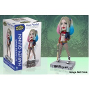 DC's Suicide Squad The Movie - Harley Quinn Headknocker 20cm