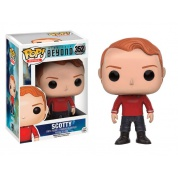 Funko POP! Movies Star Trek Beyond - Scotty Vinyl Figure 10cm