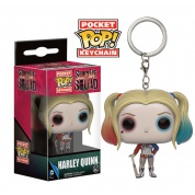 Funko Pocket POP! Keychain Suicide Squad The Movie - Harley Quinn Vinyl Figure 4cm