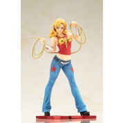 Bishoujo Collection - DC Comics Wonder Girl Ani* Statue 1/7 Scale 22cm