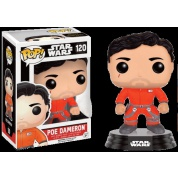 Funko POP! Star Wars Episode VII The Force Awakens - Poe Dameron Jump Suit Bobble Head 10cm limited
