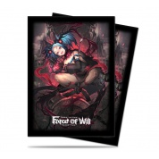 UP - Deck Protector Sleeves - Force of Will - A4: Valentina (65 Sleeves)