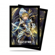 UP - Deck Protector Sleeves - Force of Will - A4: Bors (65 Sleeves)