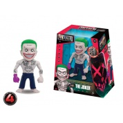 Metals Suicide Squad - Joker Metal Die Cast Action Figure 10cm