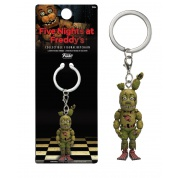 Funko Figural Keychain Five Nights at Freddy's - Springtrap Vinyl Figure 7cm