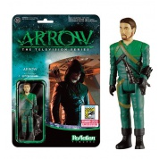 Funko ReAction Arrow - Arrow Unmasked Vinyl Figure 10cm SDCC 2015 limited