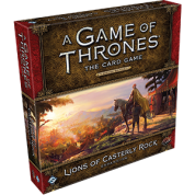 FFG - A Game of Thrones LCG 2nd Edition: Lions of Casterly Rock Deluxe Expansion - EN