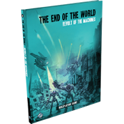 FFG - The End of the World RPG: Revolt of the Machines - EN