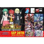 Cardfight!! Vanguard G - Absolute Judgment - Booster Display (30 Packs) - EN