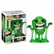 Funko POP! Movies: Ghostbusters Slimer Vinyl Figure 4-inch (Slightly damaged box)