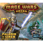 Mage Wars Arena - Paladin vs. Siren Expansion - EN