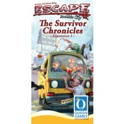 Escape: Zombie City – The Survivor Chronicles - EN/FR/DE