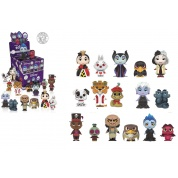 Disney Villains - Mystery Minis Display Box (12 figures random packaged)