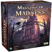 FFG - Mansions of Madness 2nd Edition - EN