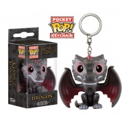 Funko Pocket POP! Keychain - Game Of Thrones Drogon Vinyl Figure 4cm