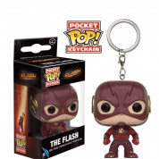 Funko Pocket POP! Keychain - DC Comics TV Flash Vinyl Figure 4cm
