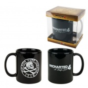 Uncharted 4: A Thief's End Mug - Pirate Coin