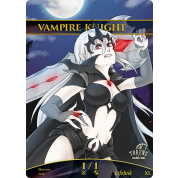 Tokens for MTG - 1/1 Vampire Knight Token (10 pcs)