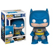 Funko POP! Heroes - The Dark Knight Returns Blue Batman Vinyl Figure 10cm exclusive