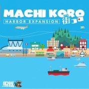 Machi Koro - Harbor Expansion Pack - EN (Unsealed box)