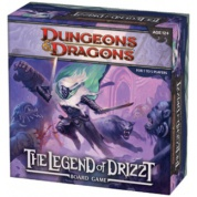 D&D - The Legend of Drizzt (Unsealed box)