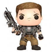 Funko POP! Games Gears Of War - JD Fenix Vinyl Figure 10cm
