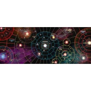 Firefly: The Game – The Whole Damn 'Verse Game Mat - EN