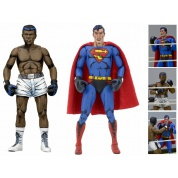DC Comics - Superman vs Muhammad Ali Action Figure 2-Pack 18cm