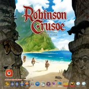 Robinson Crusoe: Adventures on the cursed Island - EN