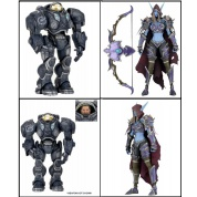 "Blizzard's Heroes Of The Storm Action Figures 7"" Scale Series 3 Assortment (8)"