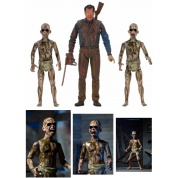 "Ash vs. Evil Dead TV-Series Season 1 - Bloody Ash Vs Demon Spawn 7"" Scale Action Figure 3-Pack"
