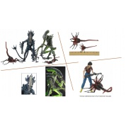 Aliens Series 10 Deluxe Action Figures 18cm Assortment (14)