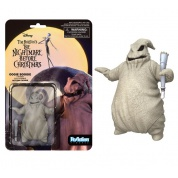 Funko ReAction Series - Nightmare before Christmas Oogie Boogie Action Figure 8cm