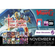 Cardfight!! Vanguard G - Trial Deck - True Zodiac Time Beasts - EN